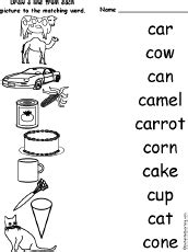 letter c alphabet activities at enchantedlearning