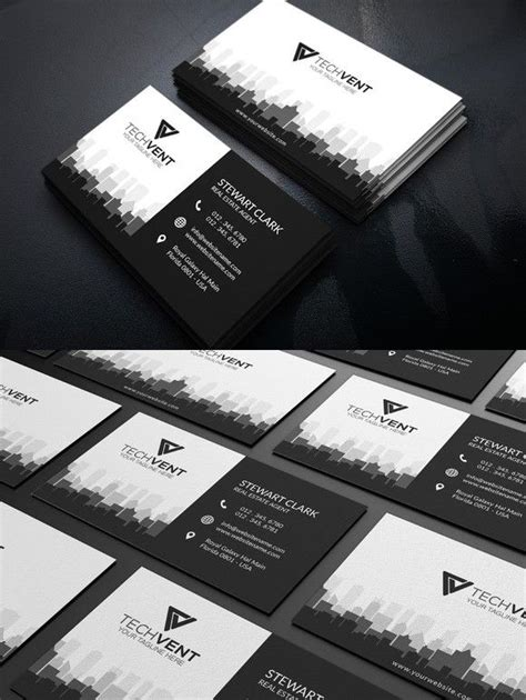 Best Real Estate Business Cards