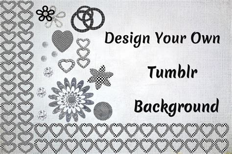 design own background design your own tumblr background wild by ibjennyjenny