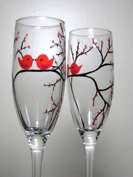 cafe design wine glass wine glass painting patterns wine glass painting