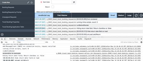 console log difference between console log and jslog servicenow