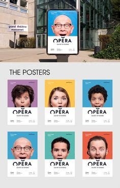 A Resumed Identity by Communications Caign Company Posters