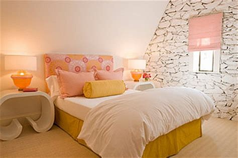 pink and yellow bedroom a paper moon pink yellow at home