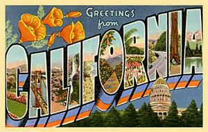 custom greetings from your state 1950 s style vintage postcards and magnets