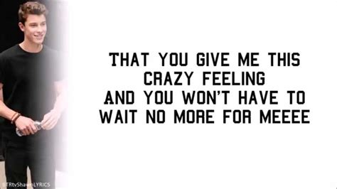 crazy shawn mendes shawn mendes crazy with lyrics studio version youtube