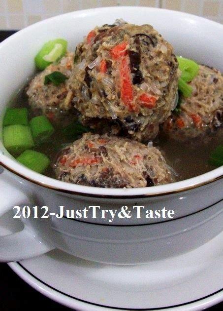 membuat bakso jamur kuping resep bakso soun wortel dan jamur kuping a la fifi just