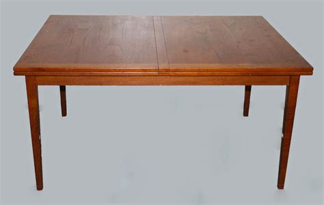 Mid Century Modern Expandable Dining Table Modern Mid Century Modern Teak Expandable Dining Table