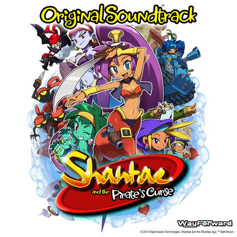 shantae half genie hero ost jake kaufman shantae and the pirate s curse ost jake kaufman