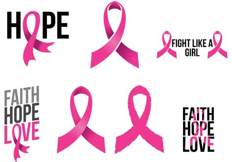breast cancer awareness clip art free