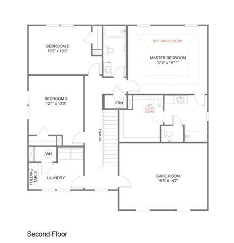 true homes floor plans true homes riley floor plan