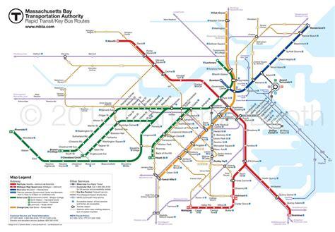 boston mbta map design the boston mbta map for free so the transit maps