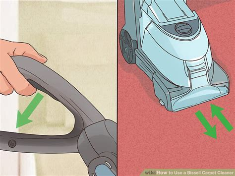 Can You Use A Carpet Cleaner On A by How To Use A Bissell Carpet Cleaner 15 Steps With Pictures