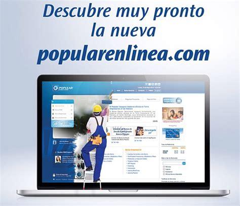 banco popular dominicano con un nuevo dise 241 o en su pagina