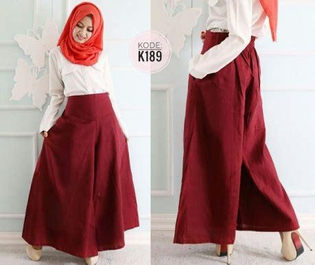 Cekana Kulot Linen Jumbo kulot linen premium k189 baju style ootd