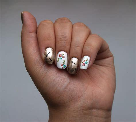 imagenes uñas decoradas libelulas lib 233 lulas en tus u 241 as tutorial soyactitud