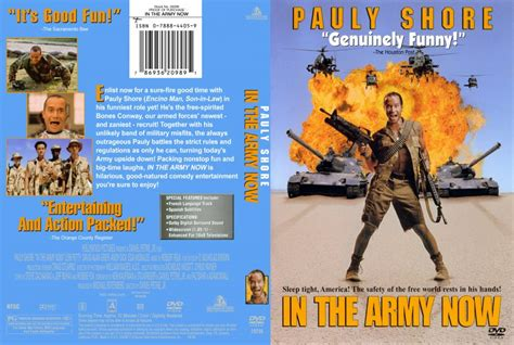 in the army now dvd scanned covers 349in the army now dvd covers