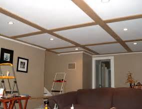 Diy Coffered Ceiling Ideas Diy Coffered Ceiling Diy
