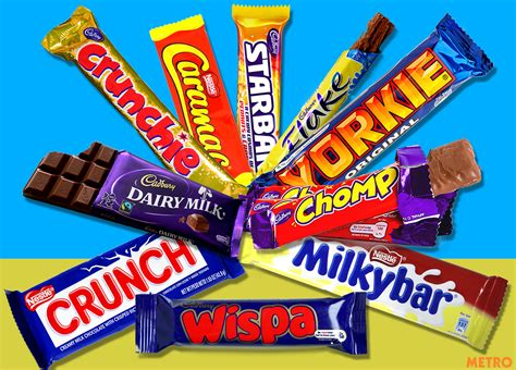 top 50 chocolate bars british chocolate bars ranked from worst to best metro news