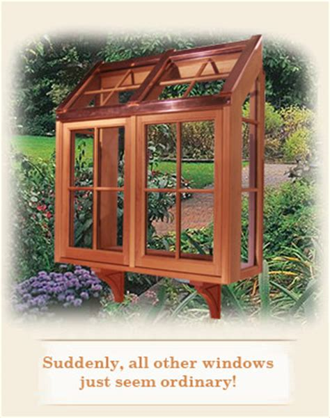 garden window manufactured advanced building products