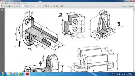 gallery autocad mechanical tutorials drawing art gallery pictures autocad mechanical drawings pdf drawing art