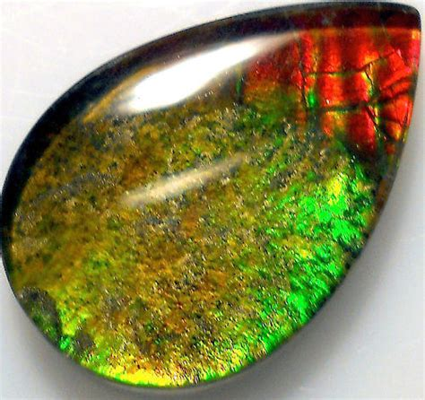 other gemstones rarest gem on earth ammolite