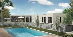 Construction Plans Online Maison Byzance Plan De Maison Moderne Par Archionline