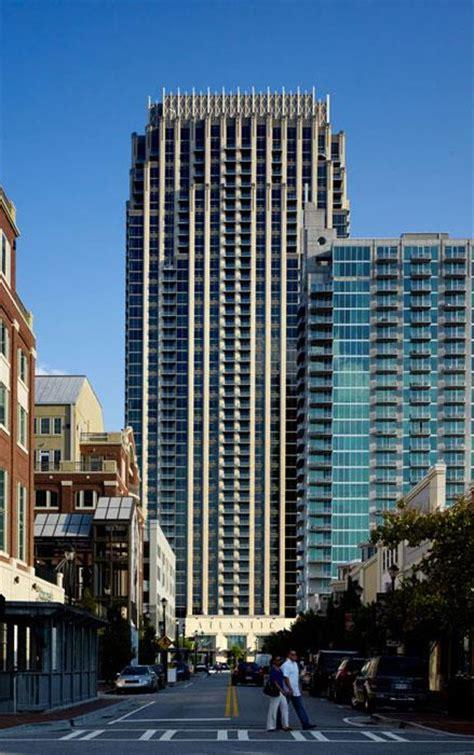 Executive Apartments Midtown Atlanta The Atlantic Luxury High Rise Living