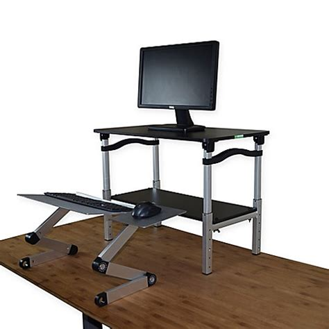 bed bath and beyond desk lift standing desk conversion kit bed bath beyond