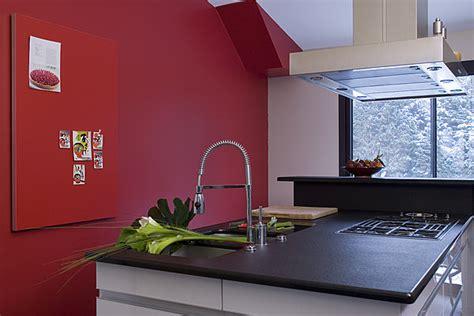 peinture laqu馥 cuisine quelle peinture pour ma cuisine galerie photos d