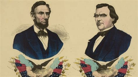 who did abraham lincoln run against lincoln s fought civil war re election 150 years ago