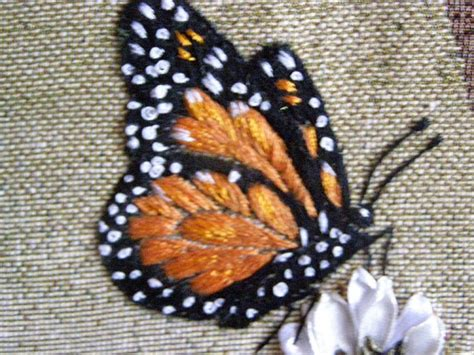monarch design best 25 butterfly embroidery ideas on pinterest