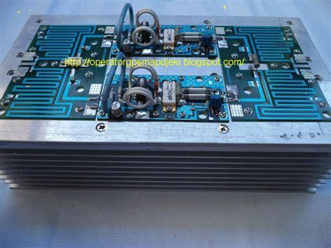Radio Rig Uhf teknisi radio fm broadcast teknisi radio komunikasi