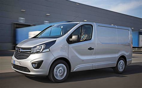 vauxhall vivaro launch in amsterdam page 2 of 2