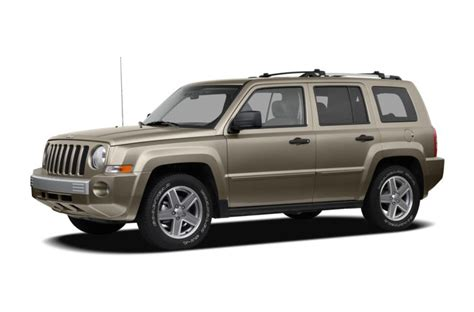 2008 Jeep Patriot Specs 2008 Jeep Patriot Specs Safety Rating Mpg Carsdirect