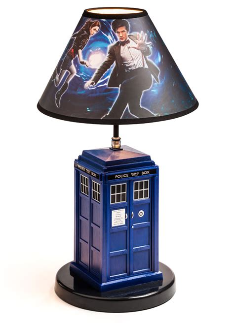 dr who lights doctor who tardis table l thinkgeek