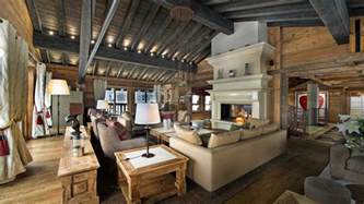 Mountain Home Interior Design Ideas Modern Mountian Retreat Houses Interior Interior