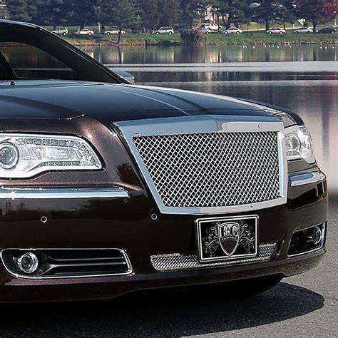 Custom Grills For Chrysler 300 by E G Classics 174 Chrysler 300 300c 2014 Classic Series