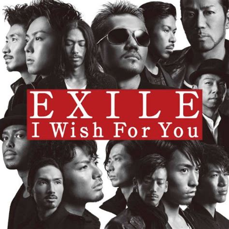What I Wish For You exile i wish for you 公式フルyoutube動画pv mvプロモーションミュージックビデオ