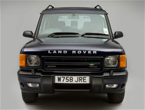 Soundproofing by 1998 2004 Land Rover Discovery 2 4x4 Review Lro