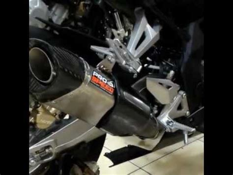 Knalpot Prospeed Viper Series R25mt25 prospeed viper carbon series new honda cbr250rr cbr 250 rr