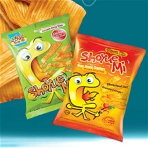 Snek Ku Snack 80g Mi Mi Tam Tam bestlah snek ku chicken crab or prawn you decide