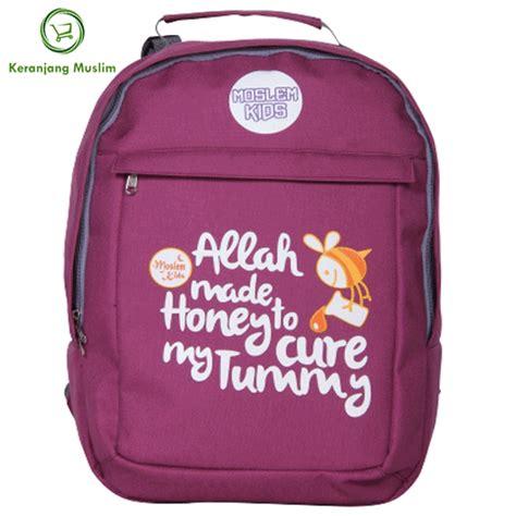 Tas Ransel Murah Moslem jual tas anak muslim grosir tas anak perempuan muslim