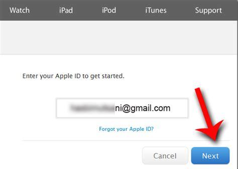 mengatasi lupa password icloud iphone ipad  ipod