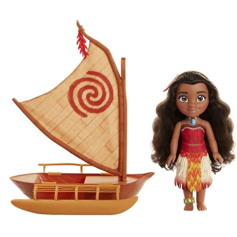 resultado de imagen para moana boat 3d papercraft cumple - Moana Boat Toys R Us