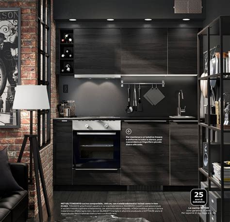 cucina lineare ikea cucine di 2 metri lineari per piccoli spazi mondodesign it