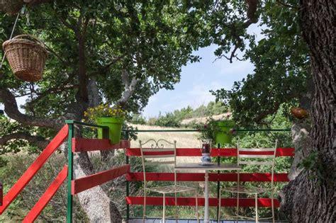 casa sull albero toscana sull albero in italia per un week end nella natura
