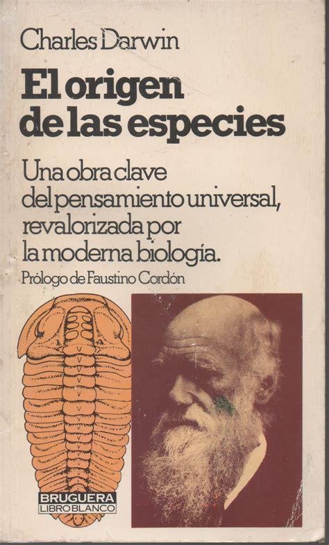 libro origen 8 libros que toda persona inteligente debe leer