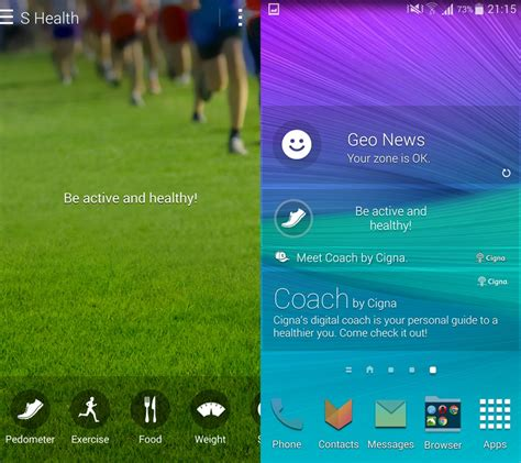 s health apk galaxy note 4 apps apk s voice s health s note snapbiz card samsung gear manager and more