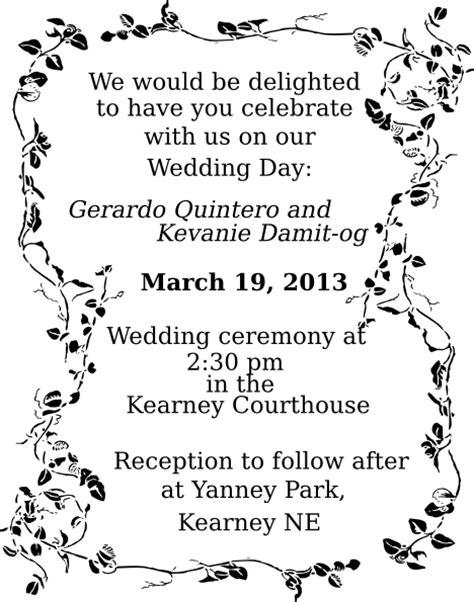 Fancy Wedding Invitations Template Best Template Collection Fancy Invitation Template
