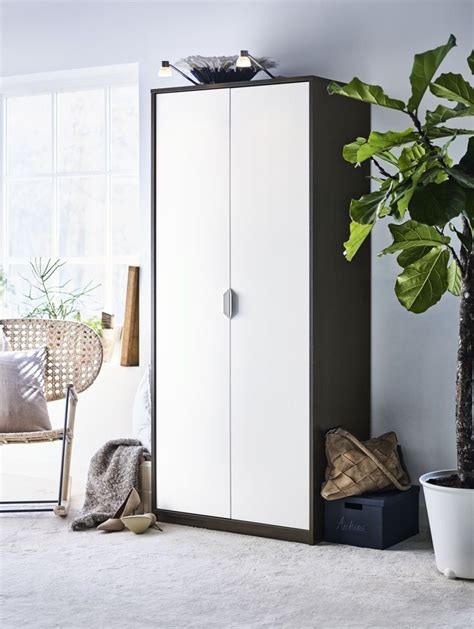 ikea askvoll hack ikea askvoll hack askvoll wardrobe white stained oak